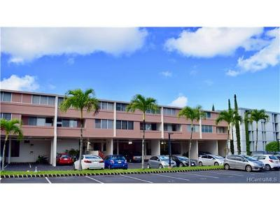 Condo/Townhouse In Escrow Showing: 46-255 Kahuhipa Street #B319