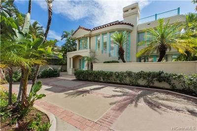 Single Family Home For Sale: 4343 Kahala Avenue