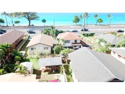 Waianae Single Family Home For Sale: 87-2210 Farrington Highway