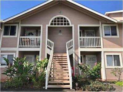 Waipahu Condo/Townhouse For Sale: 94-519 Lumiaina Street #J203