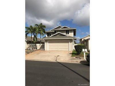 Ewa Beach Single Family Home For Sale: 91-839 Poowai Place