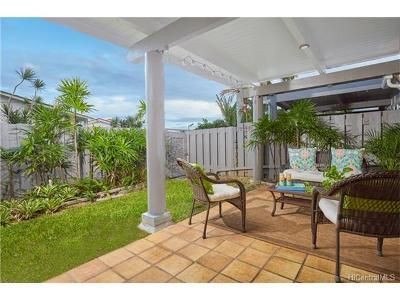 Kailua Condo/Townhouse In Escrow Showing: 591 Keolu Drive #D