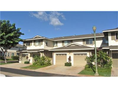 kapolei Condo/Townhouse For Sale: 92-1528 Aliinui Drive #2004