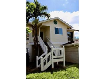 Ewa Beach Condo/Townhouse In Escrow Showing: 91-1120 Laaulu Street #15B