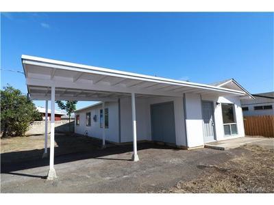 Ewa Beach Single Family Home In Escrow Showing: 91-1753 Kuapuu Street