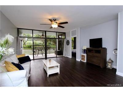 Kailua Condo/Townhouse For Sale: 1030 Aoloa Place #107B