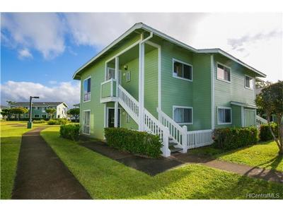 Mililani Condo/Townhouse For Sale: 94-741 Meheula Parkway #20A