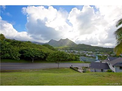 Honolulu County Residential Lots & Land For Sale: 1505 Kanapuu Drive