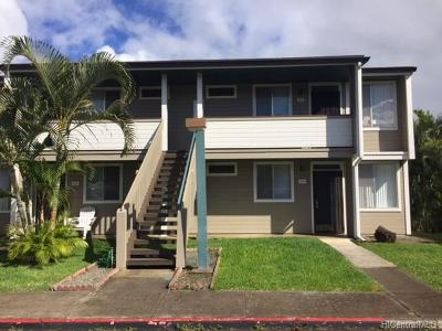 Mililani Condo/Townhouse For Sale: 95-701 Lanikuhana Avenue #S204