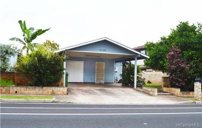 Waipahu Single Family Home For Sale: 94-584 Kupuna Loop
