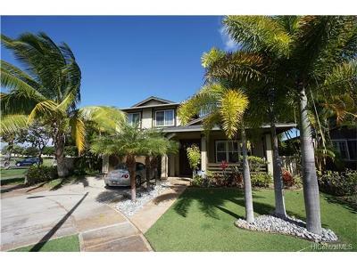 Single Family Home For Sale: 91-219 Kuanoo Place