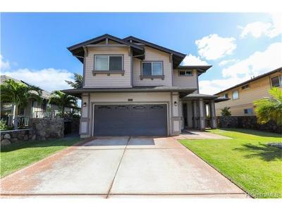 Kapolei Single Family Home For Sale: 92-2008 Kulihi Street