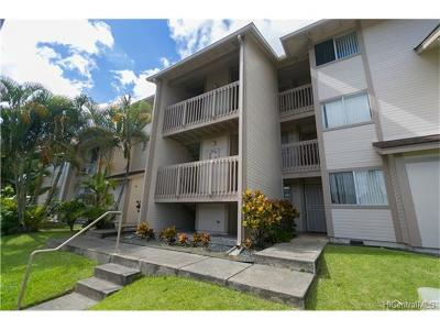 Mililani Condo/Townhouse In Escrow Showing: 95-510 Wikao Street #C303