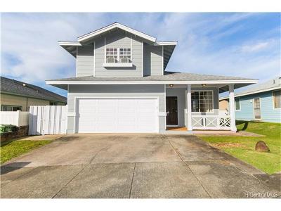 Mililani Single Family Home For Sale: 95-1026 Hoailona Street