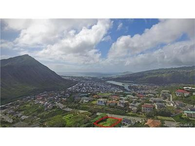 Honolulu Residential Lots & Land In Escrow Showing: 1131 Kamehame Drive