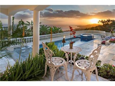 Single Family Home For Sale: 671 Kahiau Loop