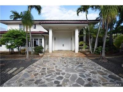 Single Family Home For Sale: 322 Portlock Road