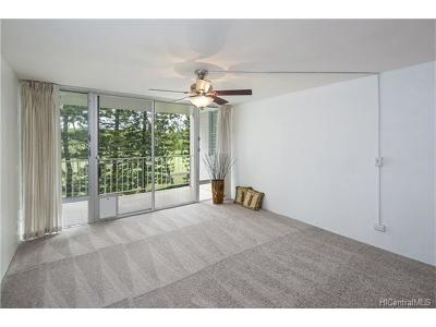 Aiea Condo/Townhouse In Escrow Showing: 98-703 Iho Place #1-802