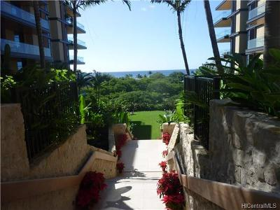 Honolulu Rental For Rent: 1388 Ala Moana Boulevard #5601