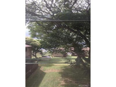 Pearl City Condo/Townhouse In Escrow Showing: 98-1386 Hinu Place #B