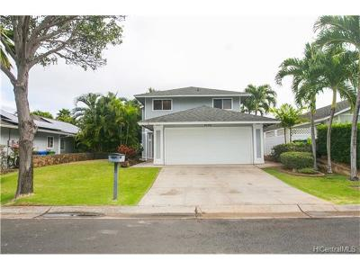 Single Family Home For Sale: 91-109 Makaaloa Place