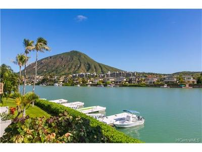 Condo/Townhouse In Escrow Showing: 7007 Hawaii Kai Drive #D21