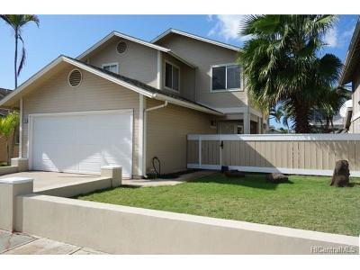 Ewa Beach Single Family Home For Sale: 91-946 Pahuhu Street