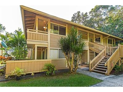 Mililani Condo/Townhouse For Sale: 95-510 Wikao Street #N205