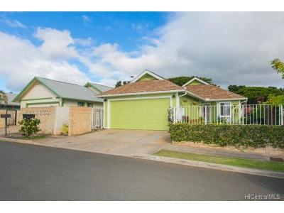 Kapolei Single Family Home For Sale: 92-1106 Liolio Place