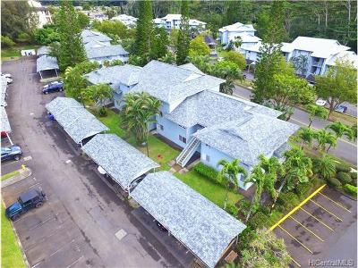 Mililani Condo/Townhouse For Sale: 95-802 Wikao Street #R205