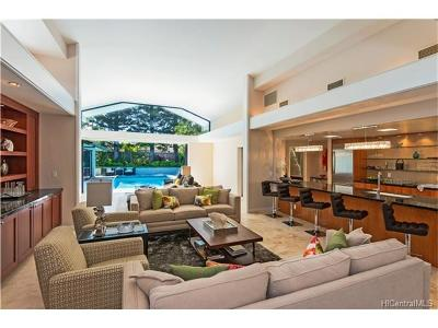 Single Family Home For Sale: 4463 Aukai Avenue