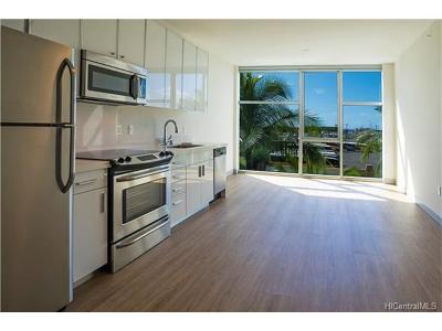 Condo/Townhouse For Sale: 610 Ala Moana Boulevard #M315
