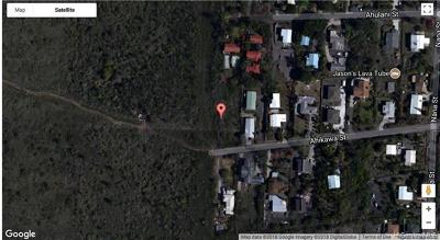 Kailua Residential Lots & Land For Sale: 73-953 Ahikawa Street