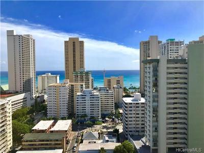 Honolulu Condo/Townhouse For Sale: 2452 Tusitala Street #1002