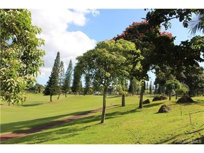 Waipahu Condo/Townhouse For Sale: 94758 Lumiauau Street #X/3
