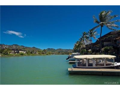 Honolulu County Condo/Townhouse For Sale: 444 Lunalilo Home Road #229