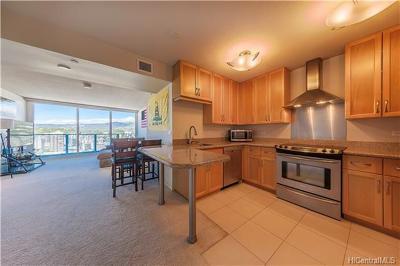 Honolulu Condo/Townhouse For Sale: 1296 Kapiolani Boulevard #E4109