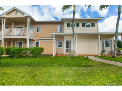 Waipahu Condo/Townhouse For Sale: 94-718 Lumiauau Street #KK104