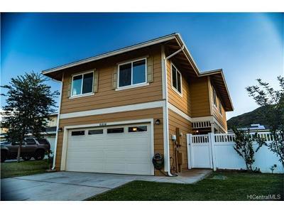 Waianae HI Single Family Home For Sale: $579,000