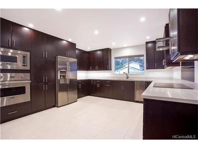 Mililani Single Family Home For Sale: 95-202 Auina Place