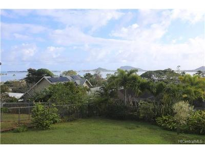 Kaneohe Rental For Rent: 45-112a Halliday Place