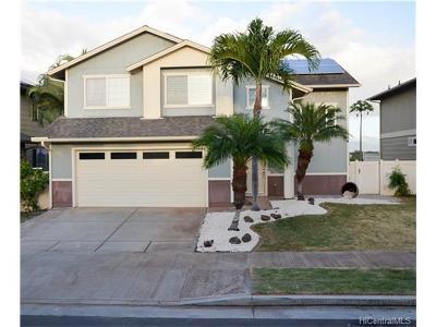 Ewa Beach Single Family Home For Sale: 91-1168 Hoowalea Street