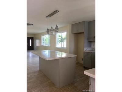 Ewa Beach Single Family Home For Sale: 91-1030 Ma Ke Kula Place