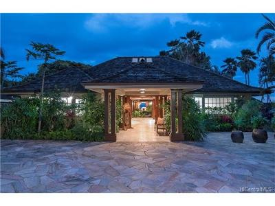 Honolulu County Single Family Home For Sale: 4471 Kahala Avenue