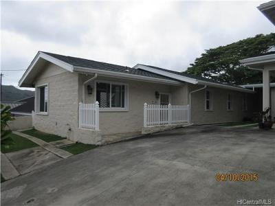 Kaneohe Rental For Rent: 45-614 Nohomalu Place