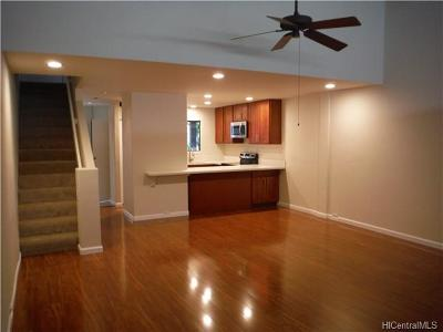 Kaneohe Condo/Townhouse For Sale: 46-369 Haiku Road #H1
