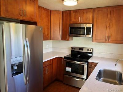 Mililani Condo/Townhouse For Sale: 94-757 Meheula Parkway #14D