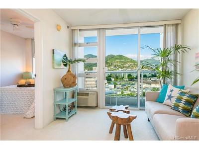 Honolulu Condo/Townhouse For Sale: 1448 Young Street #1504
