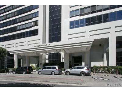 Hawaii County, Honolulu County Condo/Townhouse In Escrow Showing: 876 Curtis Street #2001