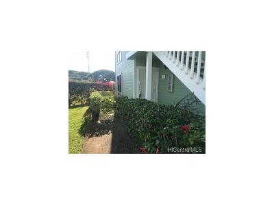 Mililani Condo/Townhouse In Escrow Showing: 94-719 Meheula Parkway #1A